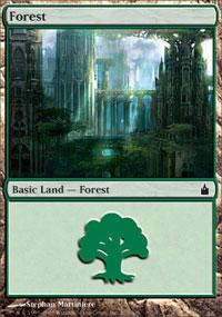Forest 1 - Ravnica