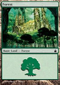Forest 3 - Ravnica