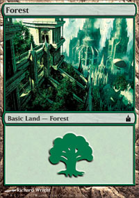 Forest 4 - Ravnica
