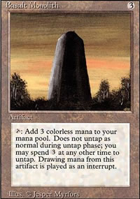 Basalt Monolith - Revised Edition