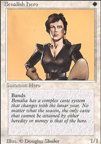 Benalish Hero - Revised Edition