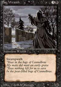 Bog Wraith - Revised Edition