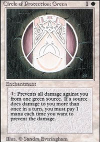 Circle of Protection: Green - Revised Edition