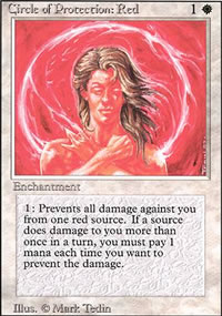 Circle of Protection: Red - Revised Edition