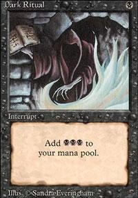 Dark Ritual - Revised Edition