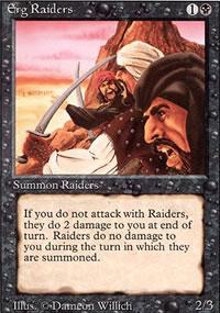Erg Raiders - Revised Edition