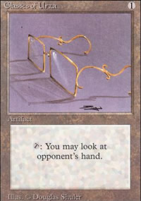 Glasses of Urza - Revised Edition