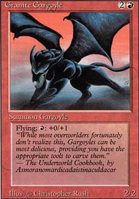 Granite Gargoyle - Revised Edition
