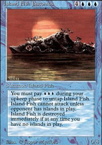 Island Fish Jasconius - Revised Edition