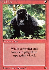 Kird Ape - Revised Edition