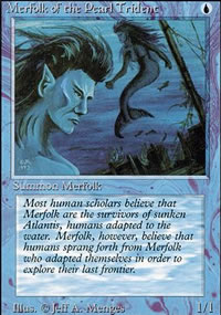 Merfolk of the Pearl Trident - Revised Edition