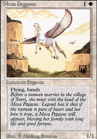 Mesa Pegasus - Revised Edition