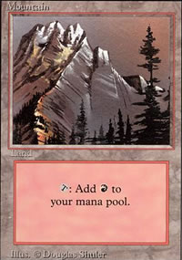 Mountain 1 - Revised Edition