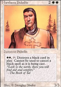 Northern Paladin - Revised Edition