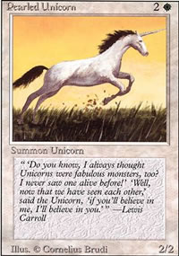 Pearled Unicorn - Revised Edition