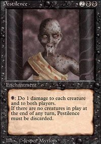 Pestilence - Revised Edition