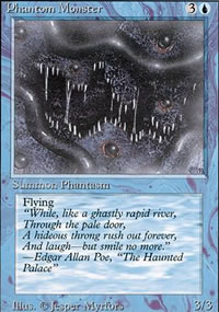 Phantom Monster - Revised Edition