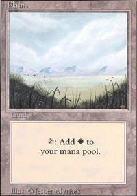 Plains 1 - Revised Edition