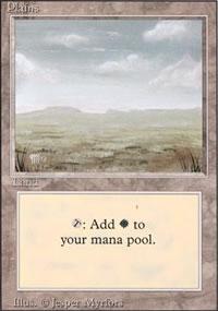 Plains 3 - Revised Edition