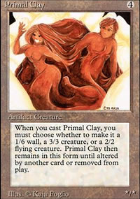 Primal Clay - Revised Edition