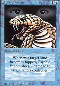 Psychic Venom - Revised Edition