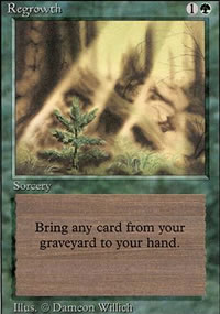 Regrowth - Revised Edition