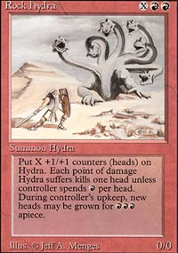Rock Hydra - Revised Edition