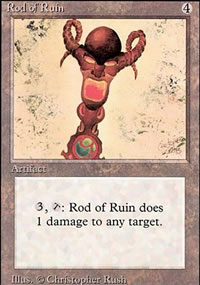 Rod of Ruin - Revised Edition