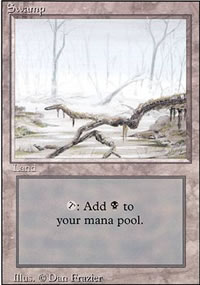 Swamp 1 - Revised Edition