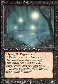 Will-o'-the-Wisp - Revised Edition