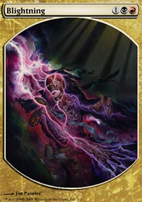 Blightning - Player Rewards Promos