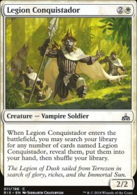 Legion Conquistador - Rivals of Ixalan