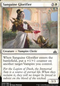 Sanguine Glorifier - Rivals of Ixalan