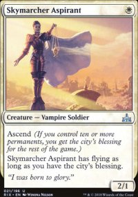 Skymarcher Aspirant - Rivals of Ixalan