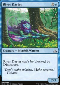 River Darter - Rivals of Ixalan
