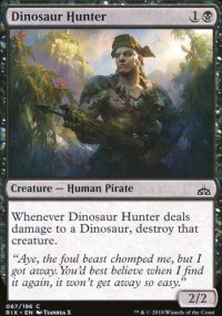 Dinosaur Hunter - Rivals of Ixalan