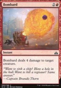 Bombard - Rivals of Ixalan