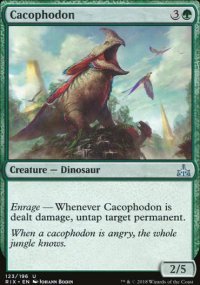 Cacophodon - Rivals of Ixalan