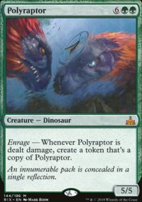 Polyraptor - Rivals of Ixalan
