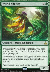 World Shaper - Rivals of Ixalan