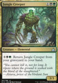 Jungle Creeper - Rivals of Ixalan