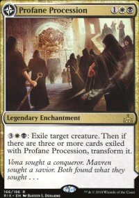 Profane Procession - Rivals of Ixalan