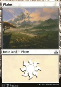 Plains - Rivals of Ixalan