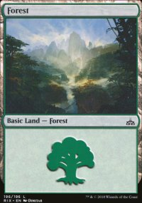 Forest - Rivals of Ixalan