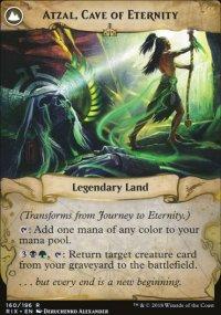 Atzal, Cave of Eternity - Rivals of Ixalan
