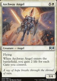 Archway Angel - Ravnica Allegiance