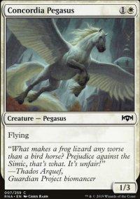 Concordia Pegasus - Ravnica Allegiance