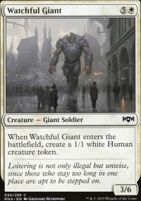 Watchful Giant -