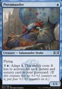 Pteramander - Ravnica Allegiance