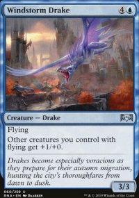 Windstorm Drake - Ravnica Allegiance